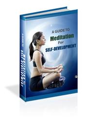 Natural treatment for Hypertension Bonus 1 - Meditation eBook